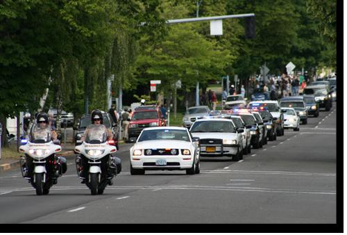 Oregon Officers Reward Fund